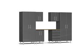 Ulti-MATE Garage 2.0 7-PC Kit w/ Workstation