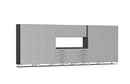 Ulti-MATE Garage 2.0 11-PC Kit w/ Workstation