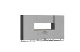 Ulti-MATE Garage 2.0 9-PC Bamboo Worktop Kit