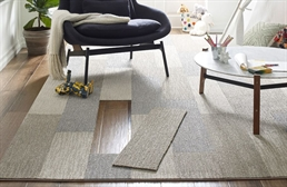 Floorigami Dynamic Vision Carpet Plank