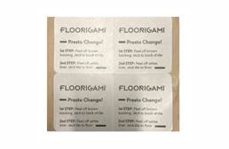 Shaw Floorigami Replacement Stickers