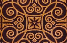 Joy Carpets Antique Scroll Carpet