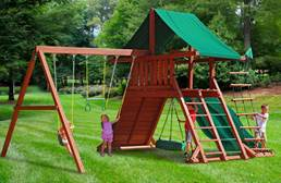 Sun Valley Extreme Playset