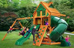Mountaineer Playset