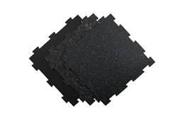 8mm Titan Rubber Tile 4-Pack