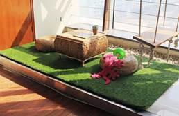 Artificial Grass Deck Tiles