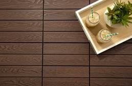 Century Outdoor Composite Deck Board Tiles