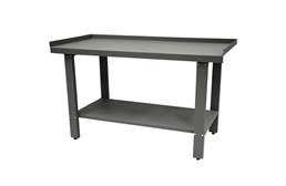Homak Industrial Steel Workbench