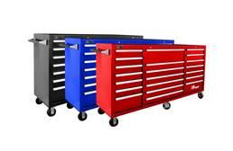 Homak H2Pro Roller Cabinet