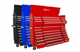 Homak H2Pro Roller Cabinet Combo