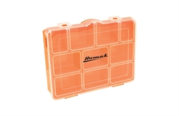Homak Plastic Small Storage Boxes