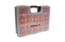 Homak Plastic Organizers w/ Removable Bins