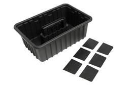Homak Plastic Organizer Tray