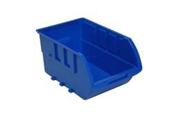 Homak Medium Plastic Bin