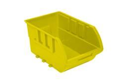 Homak Large Plastic Bin