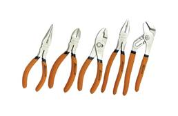 Homak Carbon Steel Pliers Set
