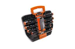 Homak 86-Piece Screwdriver & Bit Set