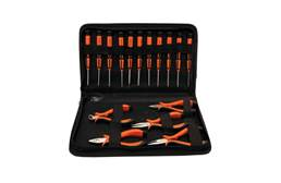 Homak Precision Screwdriver & Pliers Set (17pcs)