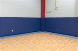 4'-Tall Wall Padding