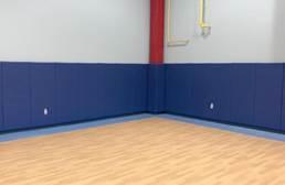 4'-Tall Wall Padding