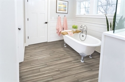 "Mohawk Franklin 7.5"" Rigid Core Vinyl Planks"