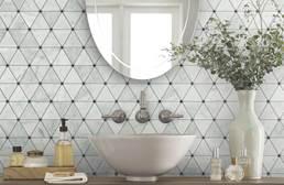 Shaw Chateau Geometrics Natural Stone Tile