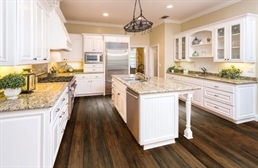 Johnson Hardwood Vineyard Hickory Engineered Wood