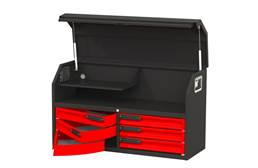 Swivel Storage Pivot 6-Drawer Top Chest