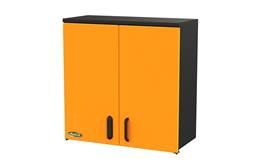 "Swivel Storage 30"" 2-Shelf Top Cabinet"