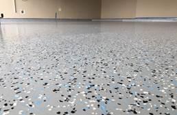 Armorpoxy Flake Polyaspartic Flooring Kit