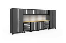 NewAge Bold Series 12-PC Cabinet Set