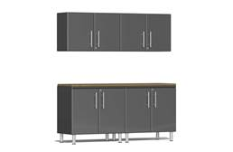 Ulti-MATE Garage 2.0 5-PC Kit w/Wall Cabinets