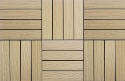 "UltraShield Naturale 12"" x 12"" Deck Tiles"