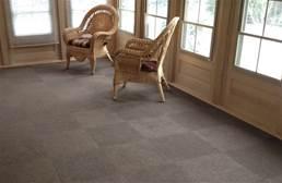 Ribbed Carpet Tile - Remnants