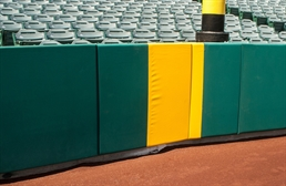 4' x 4' Pro-Series Backstop Pads