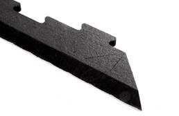 "3/8"" Versa-Lock Rubber Tile - Universal Edges"