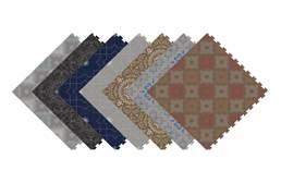 Margo Flex Tiles - Medallions