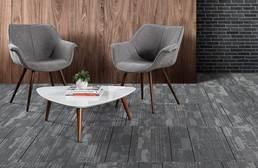 J&J Flooring Fast Track Carpet Plank