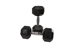 CF Strong Rubber Dumbbell Sets
