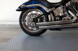 Coin Nitro Roll - Motorcycle Mats