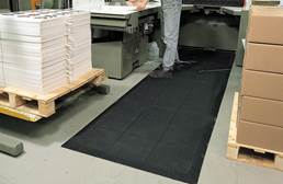 Cushion-Ease Solid Anti-Fatigue Mat