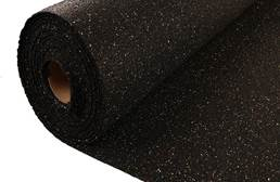 2mm Custom Cut Rubber Underlayment