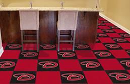 FANMATS MLB Carpet Tiles