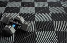 "3/4"" Endurance Rubber Tiles"
