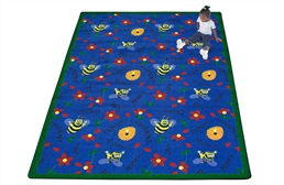 Joy Carpet Bee Attitudes Kids Rug