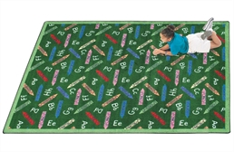 Joy Carpets Crayons Kids Rug