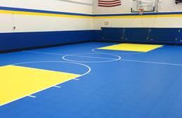 Premium Indoor Sports Tiles