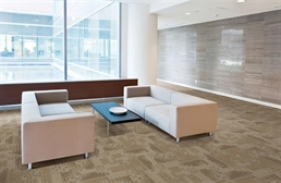 Set In Motion Carpet Tile