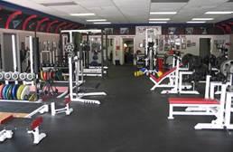"""1/2"""" Rubber Gym Tile - Center Tiles"""