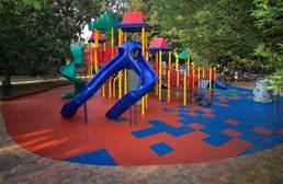 PlaySafe Interlocking Playground Tiles - Designer